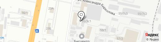 СпецМоторСервис на карте Благовещенска