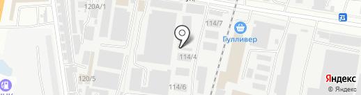 Орбита+ на карте Благовещенска