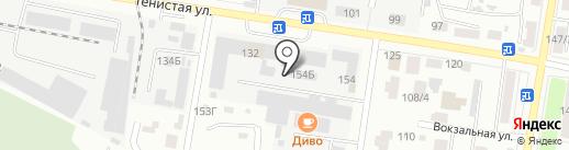 Космо, ЗАО на карте Благовещенска