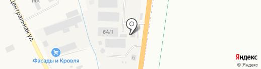 ИВТ-Логистика на карте Чигирей