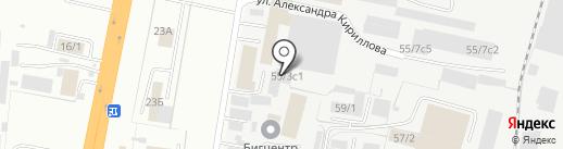 Эй-Пи Трейд на карте Благовещенска