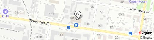 А-МИКС на карте Благовещенска