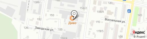 Амуравтотранс на карте Благовещенска