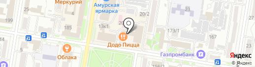 PROZATOCHKA на карте Благовещенска