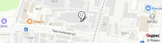 Склад-магазин на карте Благовещенска