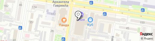 Mokasin на карте Благовещенска