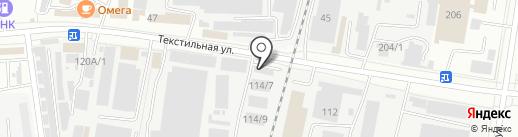 АмурТеплоМонтаж на карте Благовещенска
