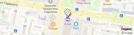 Night Prize на карте Благовещенска