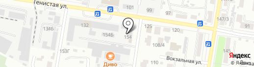 СпецПрофПодготовка на карте Благовещенска