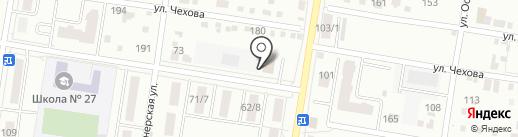 Согдиана на карте Благовещенска