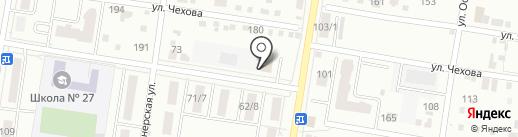 ТРАКТИР на карте Благовещенска