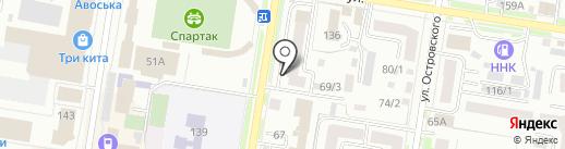 Байкал на карте Благовещенска