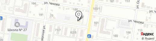 AutoLeadgen на карте Благовещенска