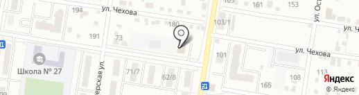 Star Studio на карте Благовещенска