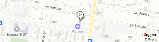 Тренд-мебель на карте Благовещенска