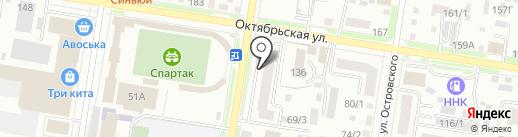 Marchio на карте Благовещенска