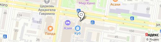 Yulia Kram на карте Благовещенска