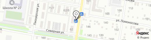 Бизнес Букет на карте Благовещенска