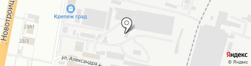 Стройсервис на карте Благовещенска
