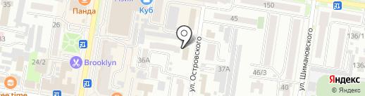 Faberlic на карте Благовещенска