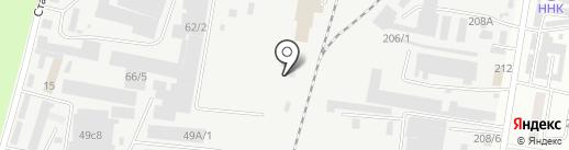 Артель Мастер на карте Благовещенска
