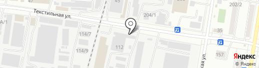 Магазин автошин на карте Благовещенска