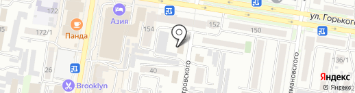 Компания СТЛ на карте Благовещенска