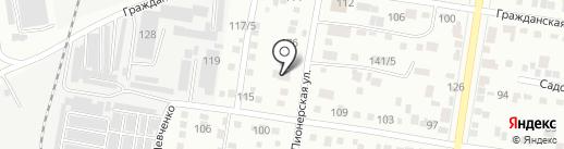 ТорАвто на карте Благовещенска