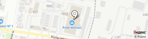Пит-стоп на карте Благовещенска