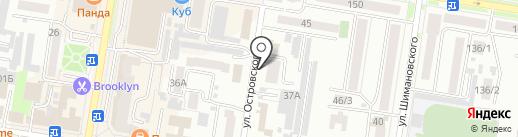 Tupperware на карте Благовещенска