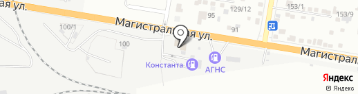 76 Экспресс на карте Благовещенска