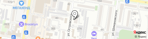ЖилГорНайм на карте Благовещенска