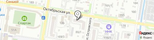 Евросервис Д/У №3 на карте Благовещенска