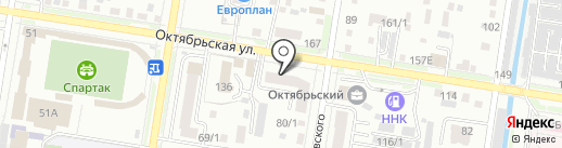 Волховец на карте Благовещенска