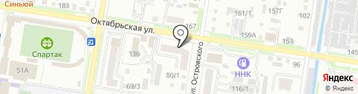 Минимум на карте Благовещенска