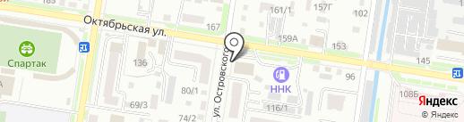 School_keratin на карте Благовещенска