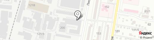 LUCKY CARS на карте Благовещенска