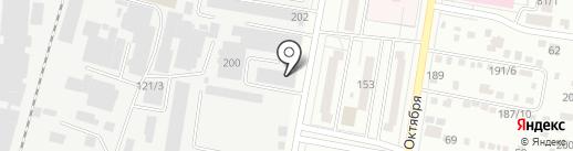 Pack City на карте Благовещенска