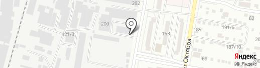 Дальпико Фиш на карте Благовещенска