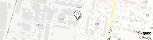 Амурский центр упаковки на карте Благовещенска