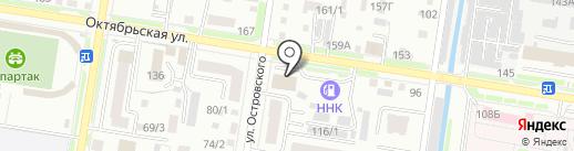 Keratin studio by Julia Koreneva на карте Благовещенска
