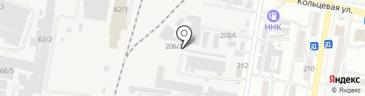 ПромБлагПодшипник на карте Благовещенска