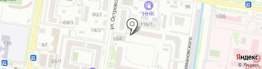 Rozmarin на карте Благовещенска