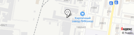 МИР на карте Благовещенска