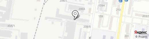 Строительная компания АЛЯСКА на карте Благовещенска