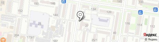 Продуктовый магазин №79 на карте Благовещенска