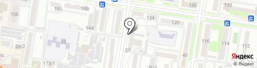 TexStyle на карте Благовещенска