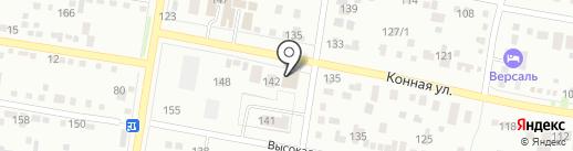 Апекс-авто на карте Благовещенска