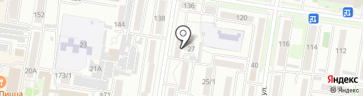 Детская стоматологическая поликлиника на карте Благовещенска
