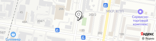 Страховое агентство на карте Благовещенска